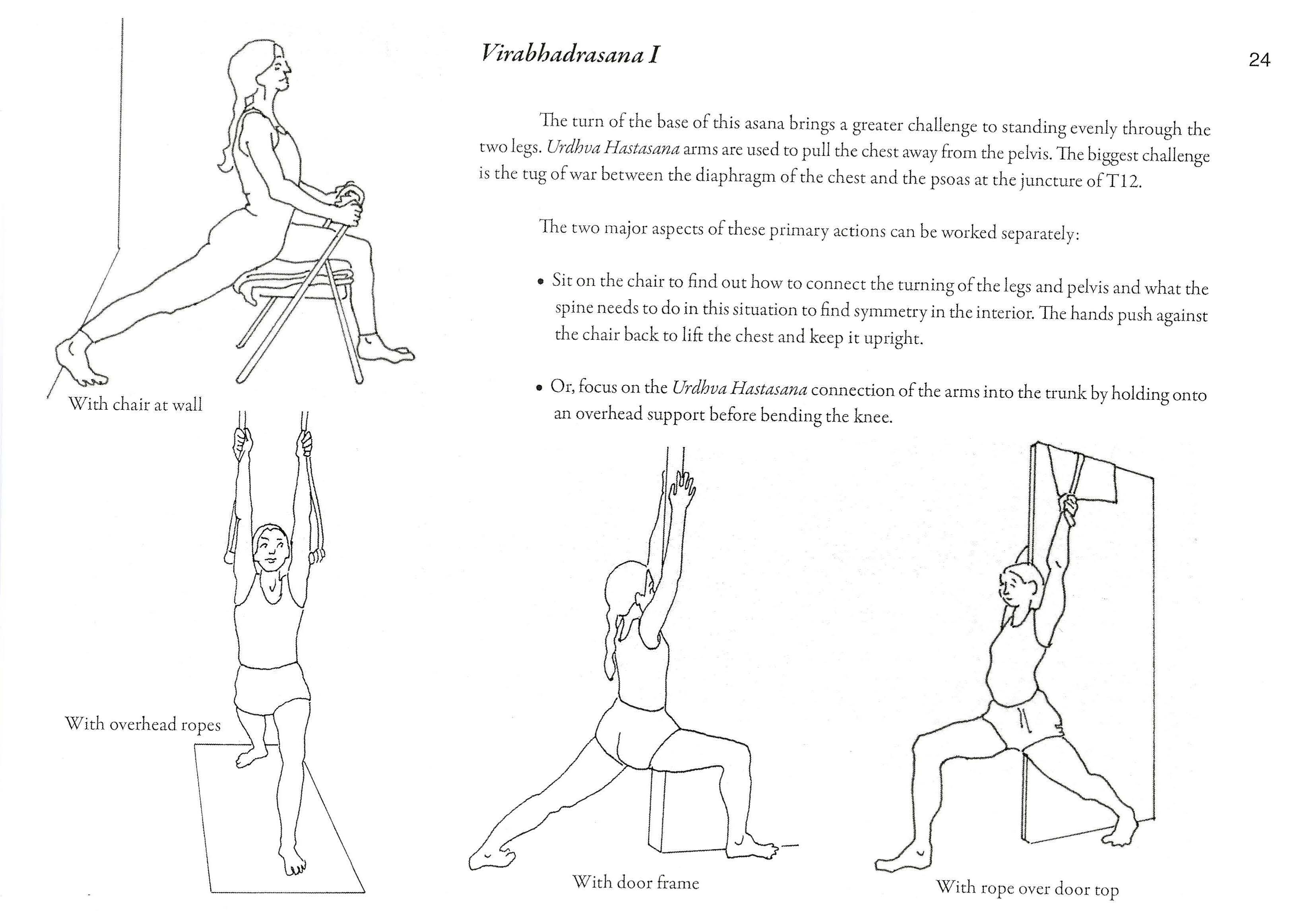 Iyengar Yoga Sequence For Scoliosis Blog Dandk